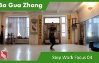 Ba Gua Step Work Focus 04 – Online Class 40