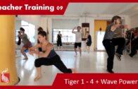 Teacher Training 09 – Tiger 1 – 4 (Teacher Training Students only)